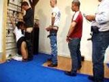 Epouse chinoise soumise d�fonc�e en gangbang
