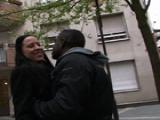 Lea B. 30 ans se venge de son mari avec un black